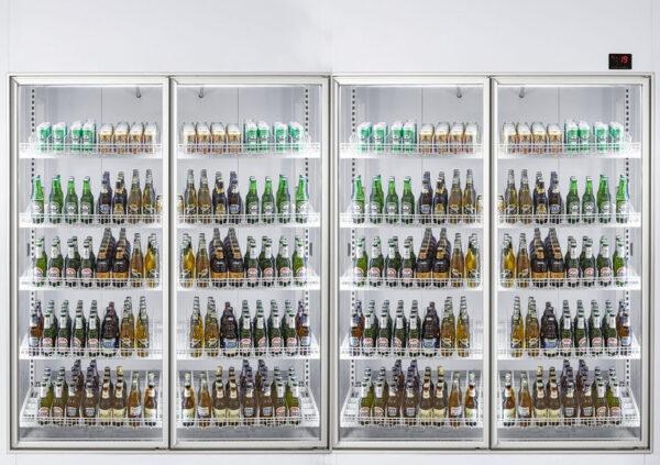 Klaasustega Külmkamber 3600x1200x2200mm