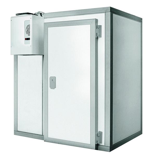 Külmkamber ja sügavkülmkamber 1360x1360x2200mm