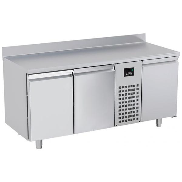 Külmtöölaud kolme uksega monoplokk 1785x700x860mm