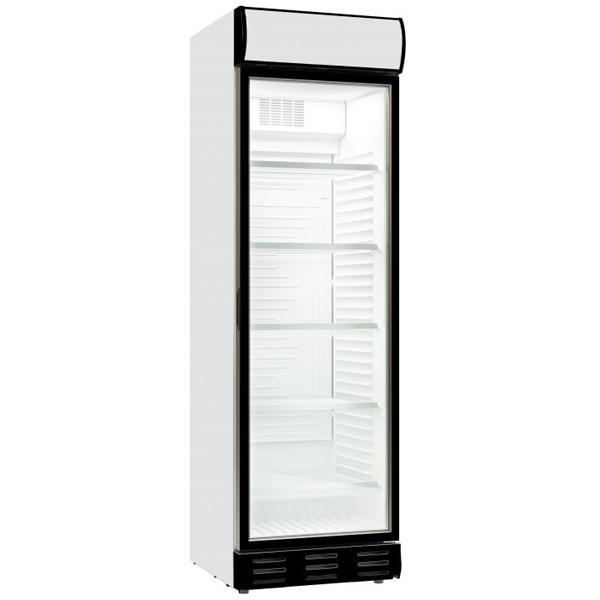 Külmkapp ühe klaasuksega 595x650x2000mm