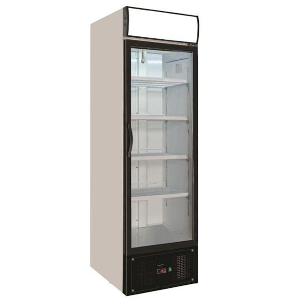 Külmkapp ühe klaasuksega 680x700x1990mm