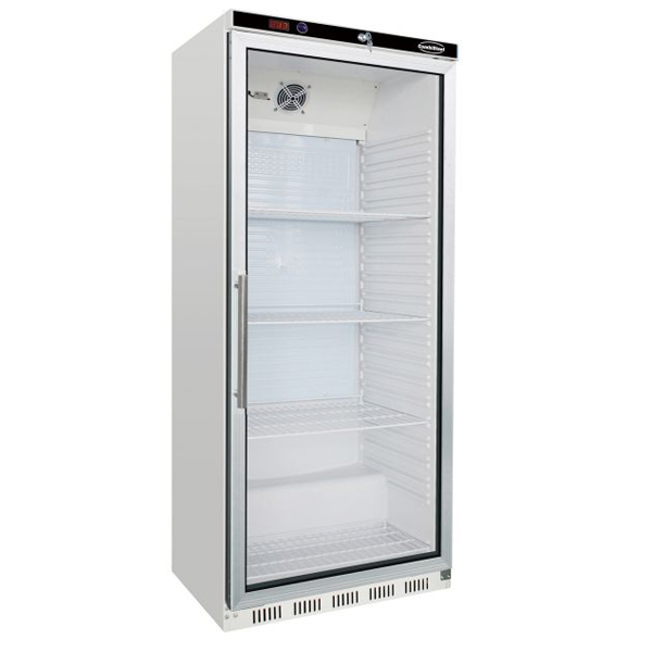 Külmkapp ühe klaasuksega 777x695x1895mm