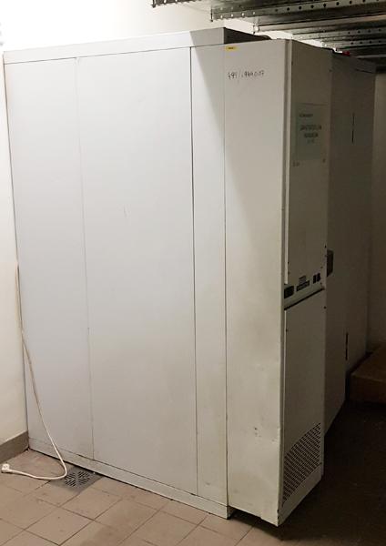 Külmkamber koos külmaagregaadiga Gelidus OÜ
