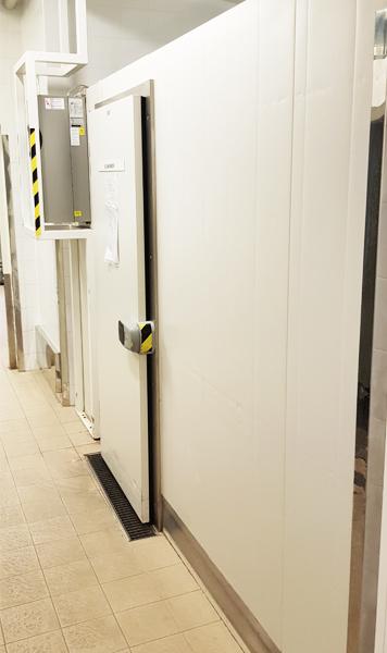 Külmkamber monoblokiga 2550x1350x2150mm Gelidus OÜ