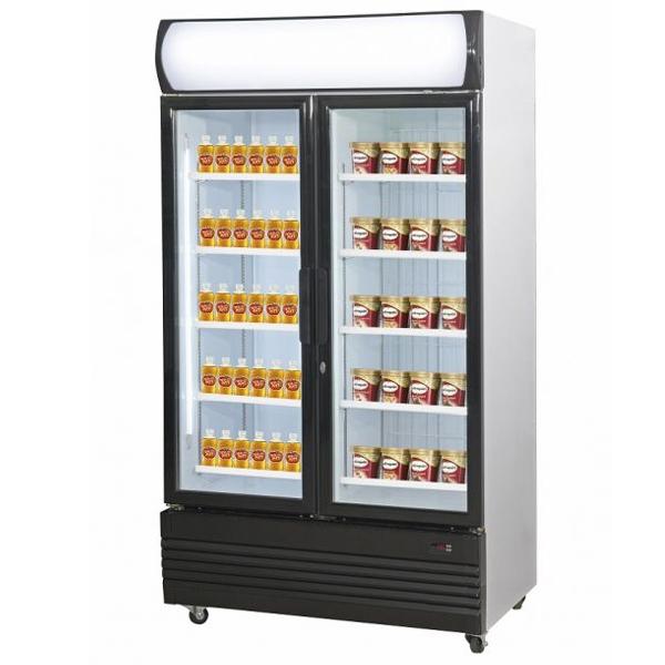 Külmkappsügavkülmkapp kahe uksega 1110x6902079mm